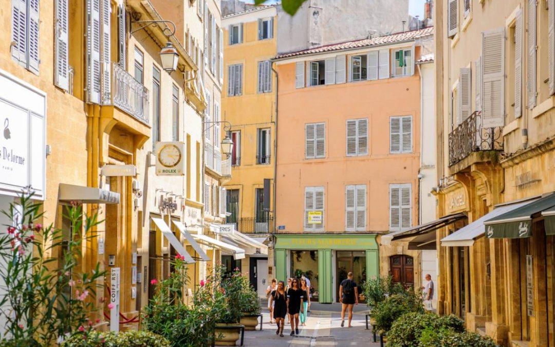 Pourquoi créer et développer son entreprise à Aix-en-Provence?