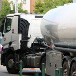 camion citerne gaz