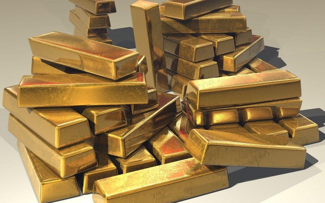 Gold news :  Quand et pourquoi le prix de l'or s'effondre-t-il ?