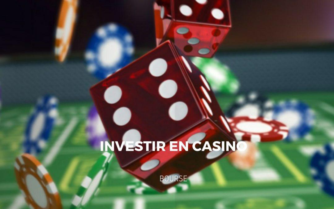 Le casino : Est-ce un projet d'investissement rentable ?