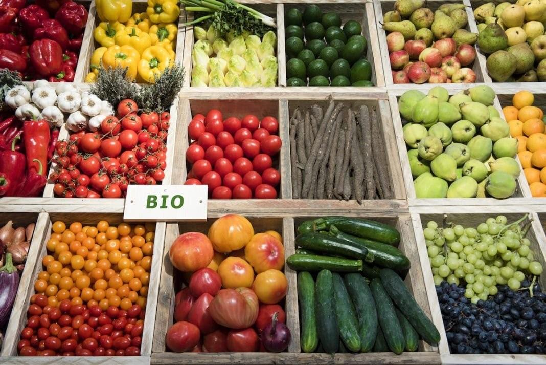 rayon legume et fruit