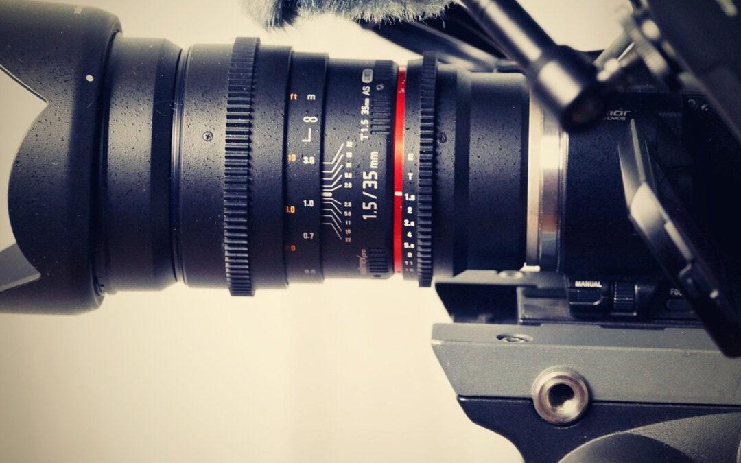 Réalisation d'un film institutionnel, 4 avantages proposés par un cameraman professionnel